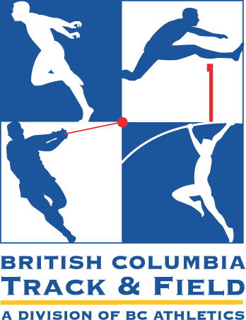 BC Track and Field logo